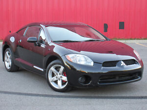 2006 MITSUBISHI ECLIPSE**TRÈS PROPRE**4 CYLINDRES**GARANTIE 1 AN