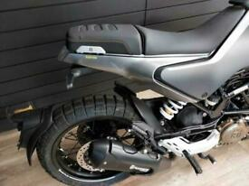 Husqvarna svartpilen 125cc