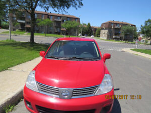 2008 Nissan Versa negotiable