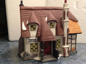 DEPARTMENT 56 - DICKENS VILLAGE - OLIVER TWIST -MAYLIE COTTAGE