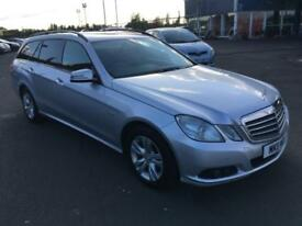 2011 Mercedes-Benz E220 2.1TD ( 175bhp ) BlueEFFICIENCY Auto CDI SE ,bmw,audi
