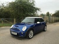 Mini Cooper S xenon+leather