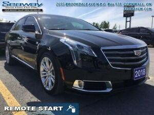 2018 Cadillac XTS Luxury  - Out of province - Navigation - $248.