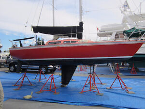 1982 Capri 25' Sailboat
