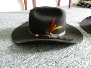 Cowboy hat size small Made in Calgary