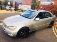 Lexus IS 200 2.0 Petrol SE 4dr Mot-26-02-2018