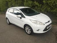 Ford Fiesta Zetec 5dr PETROL MANUAL 2011/11