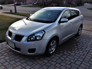 2009 Pontiac Vibe CERTIFIED and ready to go!