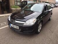 2008 VAUXHALL ASTRA 1.6 AUTOMATIC 5 DOOR NEW MOT