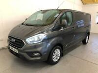 2019 Ford Transit Custom 2.0 300 EcoBlue Limited L2 H1 EU6 5dr