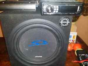 Alpine audio