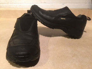Women's Merrell Waterproof PolarTec Slip-On Shoes Size 9