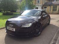 2011 Audi TT 2.0 Tdi Black Edition S-Line Quattro*FSH*HPI CLEAR*LOADED SPEC*Px SWAPZ R32 GTI S3 120D