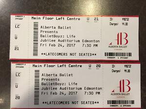 Alberta Ballet - Life by BalletBoys
