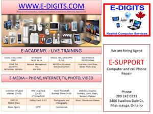 E-DIGITS - RASHID COMPUTER SERVICES