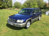 Subaru Forester 2.0 All Weather Pack 4X4 FSH