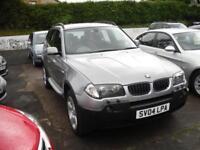 BMW X3 3.0i Sport auto 2004