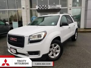 2016 GMC Acadia SLE  -  7 PASSENGER, AWD, HEATED LEATHER SEATS
