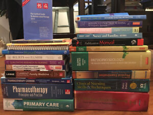 Master of Nursing - Nurse Practitioner Books