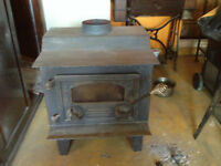 """Woodmaster 1000"" Wood Stove"