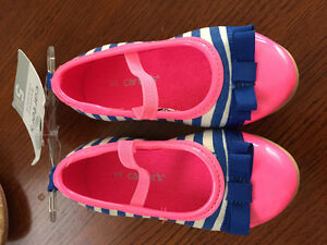 New! Carters slip on shoes toddler size 5 Kitchener / Waterloo Kitchener Area image 1
