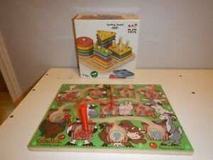 MAGNETIC COUNTING GAME & SORTING BOARD