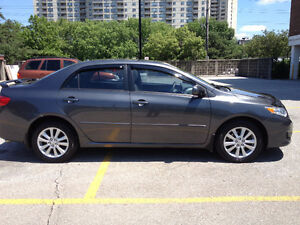 2010 Toyota Corolla LE Sedan with PREMIUM LUXURY package forSale