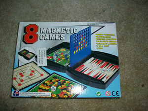 8 Magnetic games