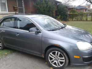 06 be Jetta as is