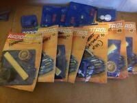 Radio control mags. Subaru