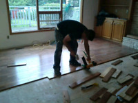 ***Engineered $1,50sqft,laminate $1sqft,Hardwood $2sqft.