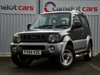 2004 (54) SUZUKI JIMNY MODE 1.3 PETROL 4X4 ONE OWNER & FULL SERVICE HISTORY