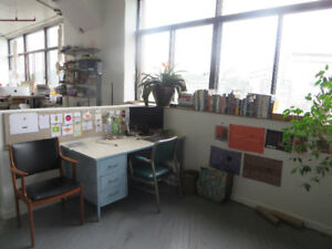 Espace de travail à louer/shared office space - Plateau Mt-Royal