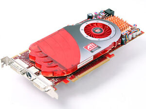 Selling an ATI Radeon HD 4850 512MB graphics card.