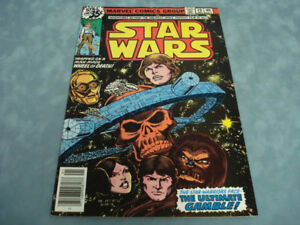 STAR WARS #19 JANUARY, 1979 PUBLISHED BY MARVEL COMICS NM. RARE.