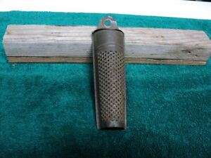 VINTAGE GRATER / SHEDDER FOR GARLIC,NUTMEG, PEPPER, ONION