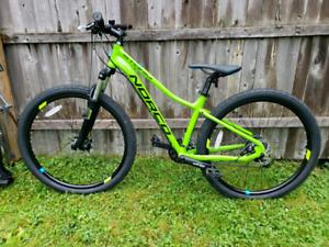 2 New Norco Bikes+Dual Bike Rack