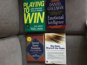 Books for Bussiness Professional