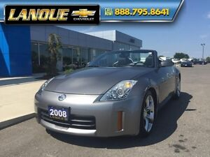 2008 Nissan 350Z Enthusiast  LOCAL TRADE, SHARP CAR, GREAT PRICE