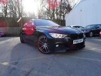 2014 BMW 320D M SPORT AUTO+GENUINE M PERFORMANCE BODYKIT+FULLY LOADED