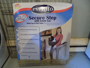 Evenflo Secure Step still in box - Reduced Price!!!!!