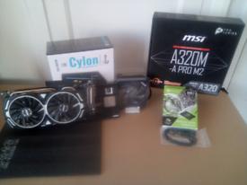 Ryzen 5 2600 / MSI 1080ti ARMOR 11G OC Bundle
