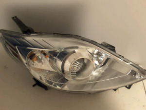 PHARE HEADLAMP MAZDA 5 HEADLIGHT LUMIÈRE LIGHT LAMP
