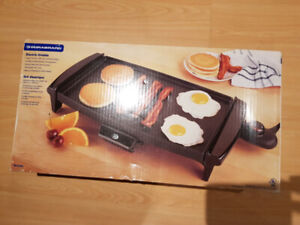 Electric Griddle - New in the Box - Large 10x16 inch