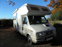 1999 Laika Ecovip 6, 6 berth Motorhome for sale