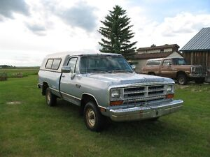 1989 Dodge Other Pickup Truck