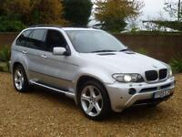 2005 05, BMW X5 3.0d auto Sport ++ PANORAMIC ROOF + BODY KIT + AIR SUSPENSION