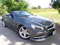 2013 Mercedes Benz SL Class SL 350 2dr Auto AMG Sport Pack! Pan Roof! 2 door...