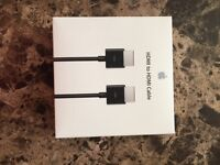 Apple HDMI Cable