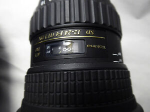 Nikon Lenses and Flash Unit